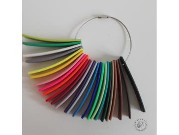 Farb- und Materialprobe